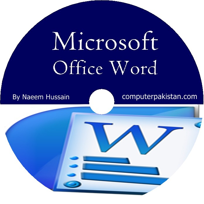 DVD Course for MS office Word in Urdu